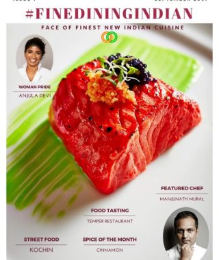 Fine Dining Indian Food Magazine September Issue