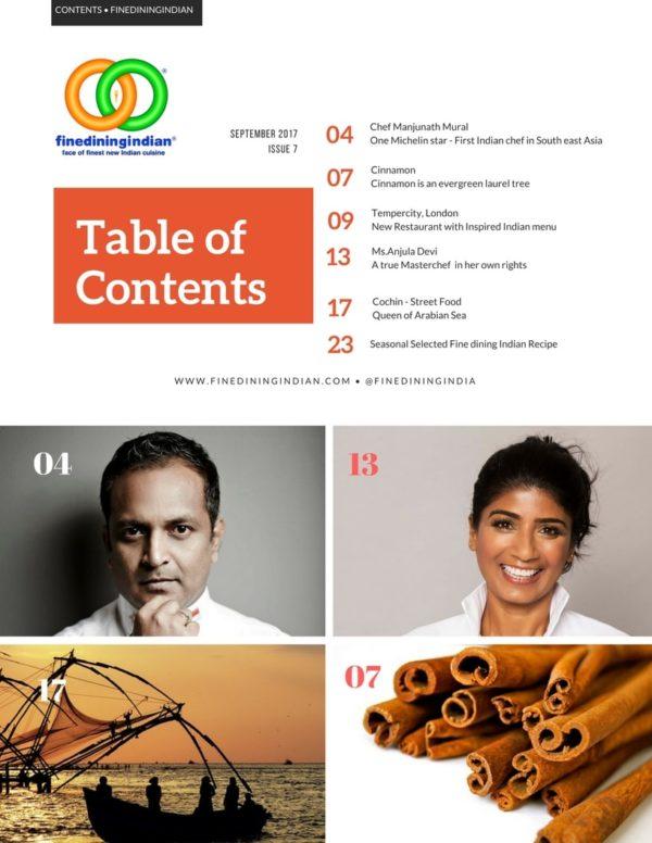 worlds best Indian food magazine