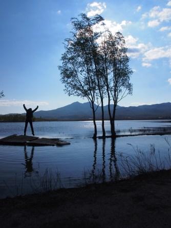 Lake shenanigans