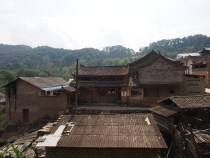 Ancient town of Yiwu. People actually live here, unlike Lijiang.
