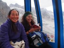 XueMei and Jacqui.