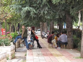 Street-scene, Lijiang.