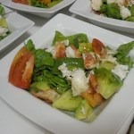 Recipe – Lobster, Avocado & Heirloom Tomato Salad