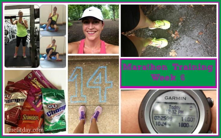 Marathon Training Week 6 - Letting Go of Perfection