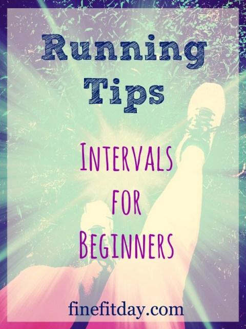 Running Tips - Intervals for Beginners
