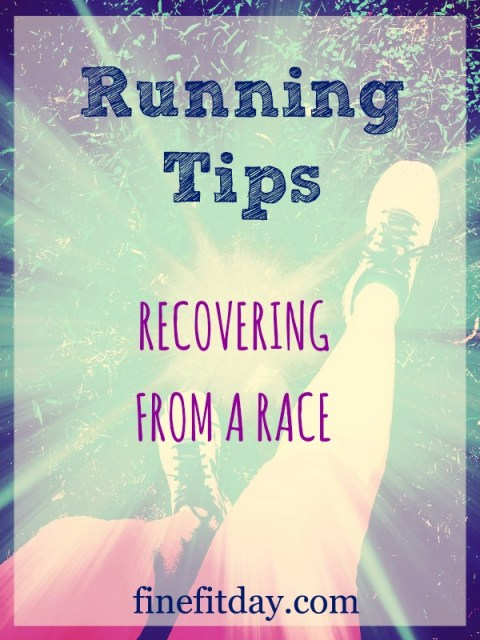 Running Tips - Recovering From a Race