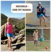 Fit Mama Friday - Meet Michelle.