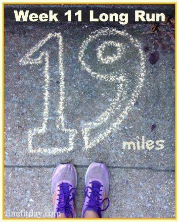 Week 11 Long Run