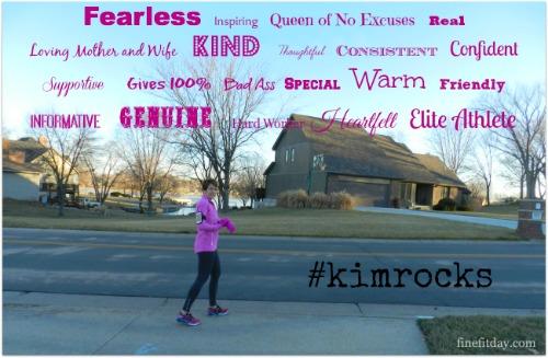 Some Words of Inspiration #kimrocks