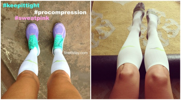 PRO Compression Marathon Socks Review