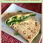 Easy Meals: Healthy Chicken Salad