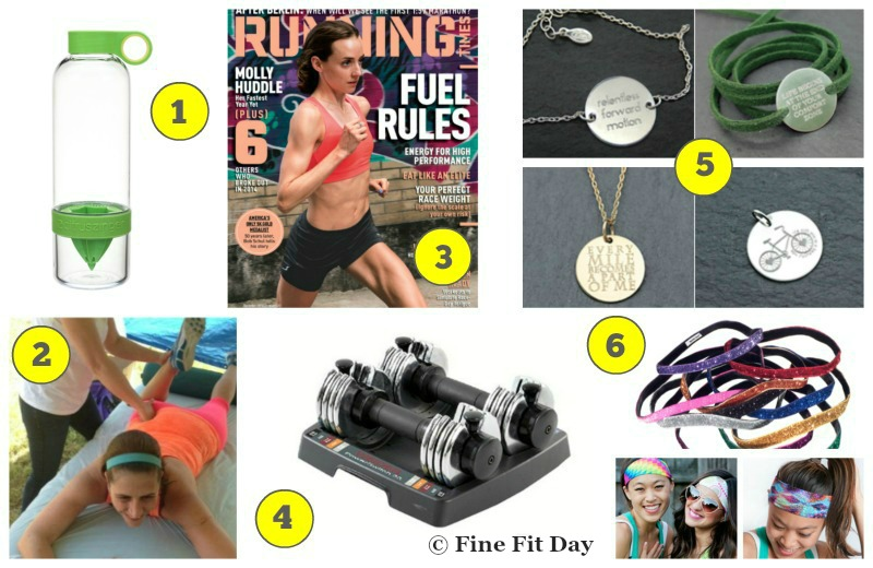 Holiday Gift Guide For Fitness Lovers Fine Fit Day