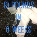 The Quest to Lose 10 Pounds in 6 Weeks – Week Four