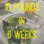 The Quest to Lose 10 Pounds in 6 Weeks – Week Two