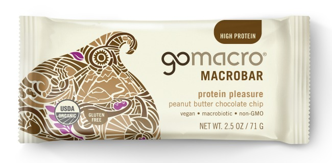 GoMacro MacroBars Review - These snack bars are vegan, macrobiotic, certified non-GMO, gluten_free, USDA certified organic…could they be the perfect healthy snack? Turns out, they are also delicious. No cardboard taste here! Plus, a giveaway that runs until 7/3/15 and a discount code.