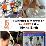 15 Ways Running a Marathon is Just Like Giving Birth