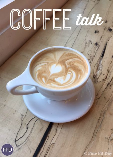 Coffee Talk. I'm moving to another state in a month, so rather than be all-consumed by the stress of an interstate family move, I want you to come grab a coffee and chit chat with me!