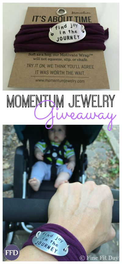 Finding Joy in the Journey - Momentum Jewelry Giveaway