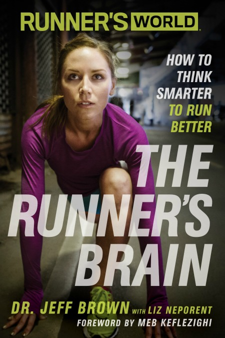 "The Runner's Brain - How to Think Your Way to Being a Better Runner. Boston Marathon psychologist Dr. Jeff Brown wrote the Runner's World book ""The Runner's Brain,"" to teach you how to train not just your body to run better and deal better with issues like hitting the wall, self-doubt, pre-race jitters and post-race blues. Check out more tips from the author on the importance of goal setting, visualization and tips for success. 