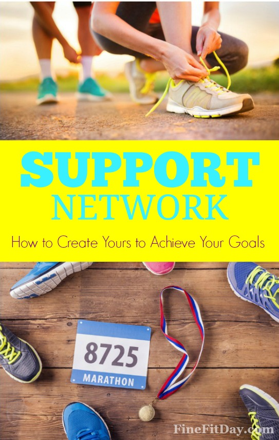 Your support network can make you or break you when it comes to achieving your goals. Here's how to make sure the people in your life are your A-team for your A-game.