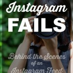 More Behind the Scenes Instagram Fails