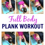 Full Body Plank Workout