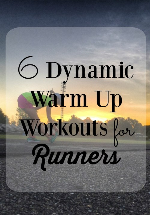 A dynamic warm up is your secret weapon to maximize running performance and avoid injury. Try one of these 5 great dynamic warm up workouts, part of the monthly workouts for runners series, written by runners, for runners.