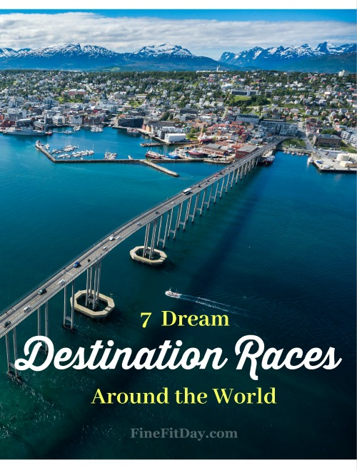 7 Dream Destination Races Around the World