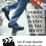 10 Famous Running Scenes in Movies - what's your favorite running scene (in a non-running movie)? See if made this running blog's list!