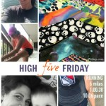 High Five Friday - Sunshine! Sharing some positive vibes and great reads from the week.