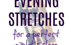 Bedtime Stretch Routine to Help You Sleep