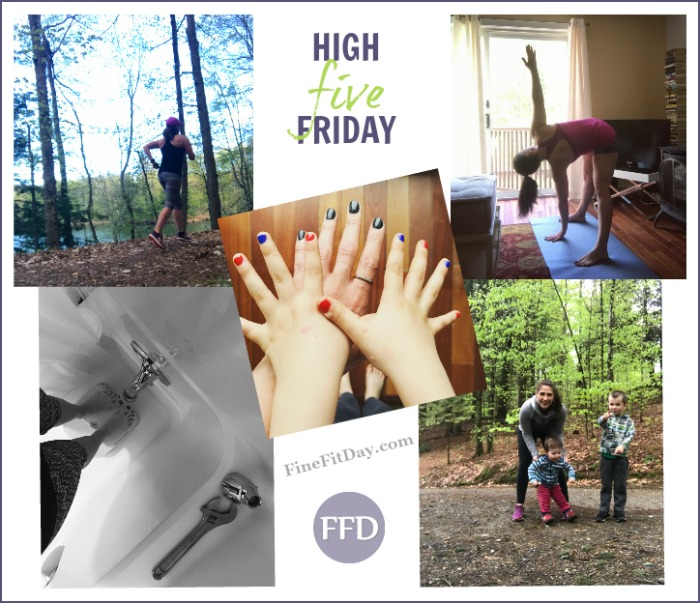 High Five Friday - Big News! Kicking off the weekend with great reads and fun news from the week. We all need a little positivity in our life!