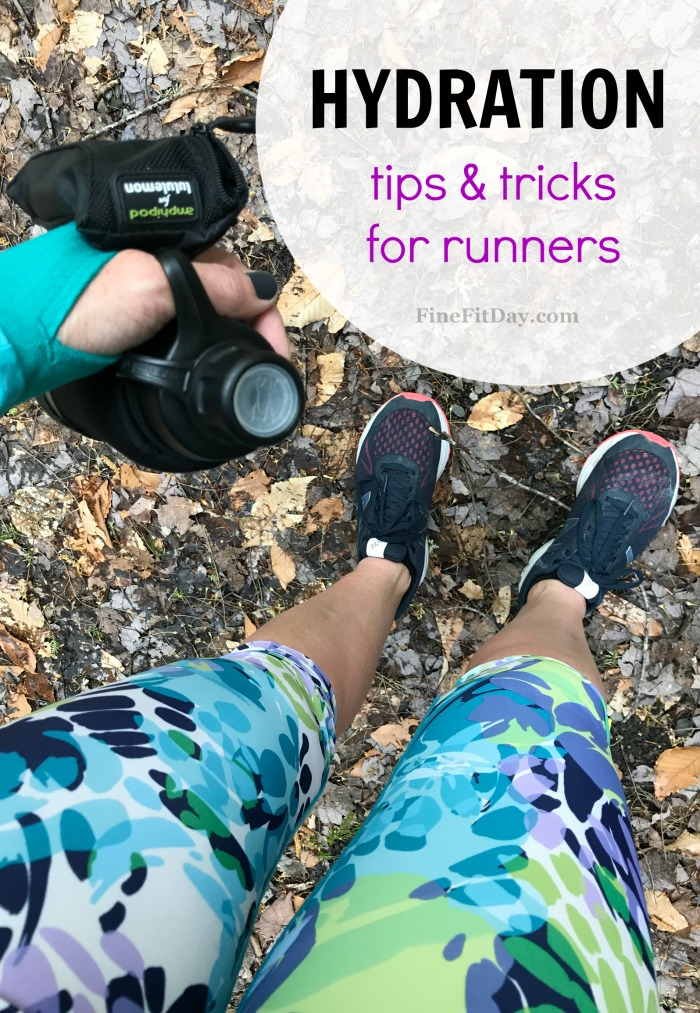 Run It - Hydration tips for runners - from running coaches and bloggers. These experienced runners share their best hydration tips for runners so you can run comfortably all summer long.