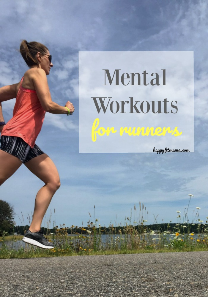 Mental Workouts for Runners - visualization tricks and key mental workouts to get you ready for an event. Part of the Run It series of tips and tricks for runners.
