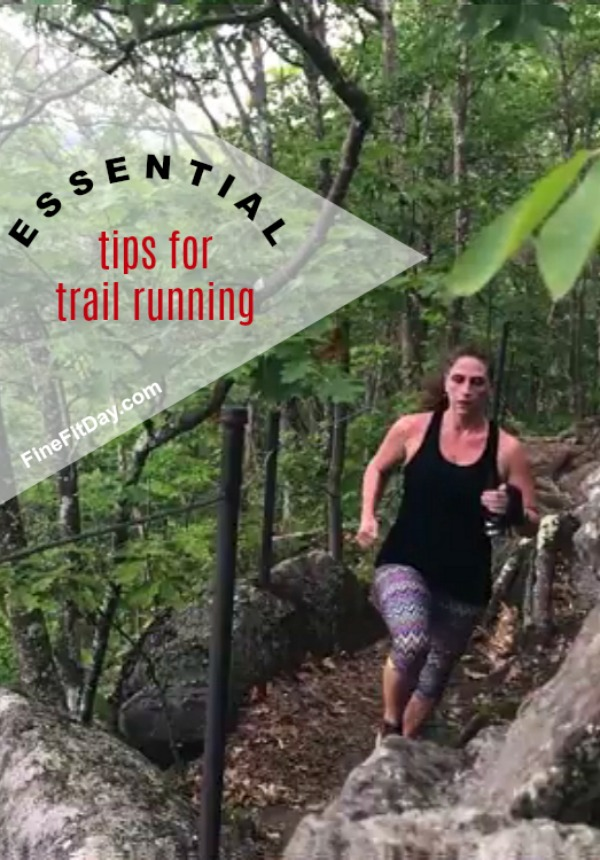 Trail Running for Beginners - If you're thinking about trying trail running, read these essential tips for beginners at trail running first!
