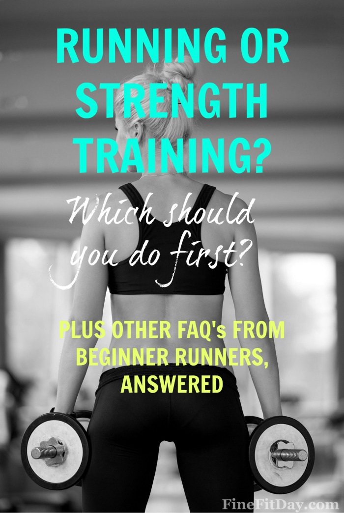 7 (MORE) FAQ's for Beginner Runners! More questions from beginner runners answered by a certified running coach and personal trainer.