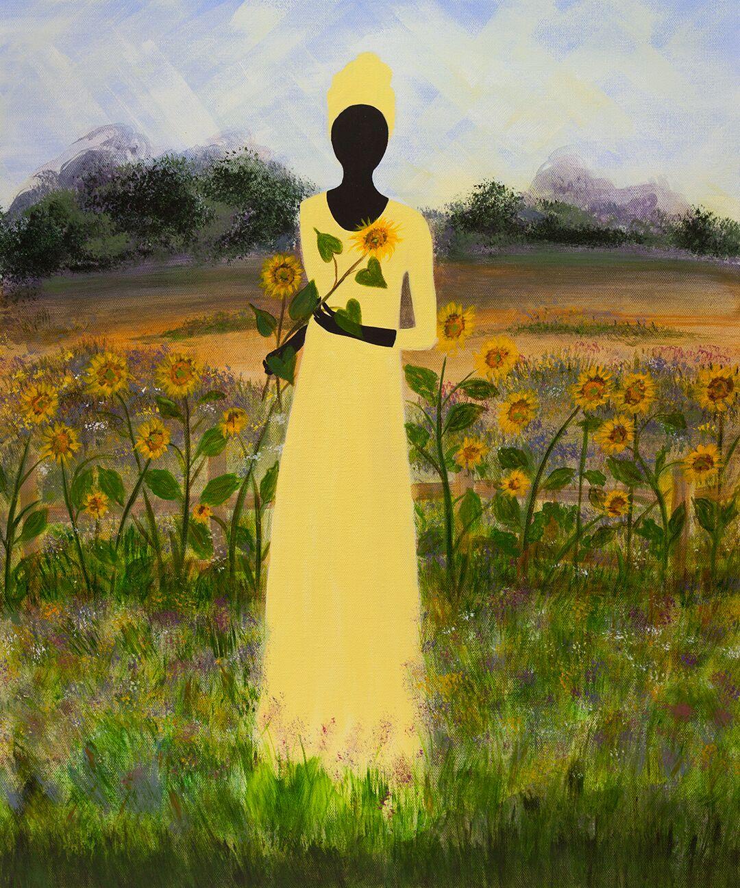 Sunflower Afternoon