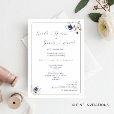 modern wedding invitations australia