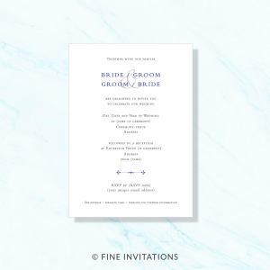 stylish wedding invitations online