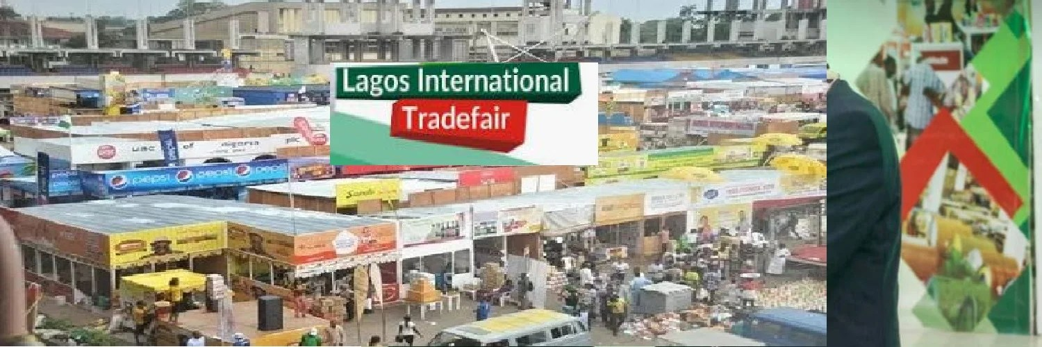 59 IMAGE - Food vendors, exhibitors expectant of better times as Lagos Trade Fair opens