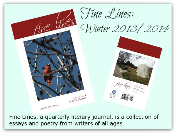 Fine Lines Journal WInter rs
