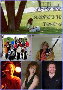 Speakers Collage