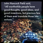 John Hancock Field quote