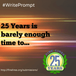 25 Year is barely enough time to...