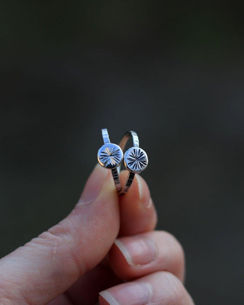 snowflake-stacker-ring-silver
