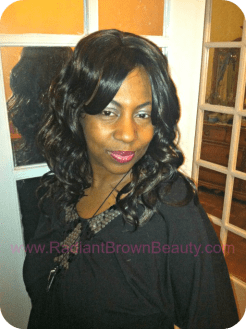 wig as a protective style