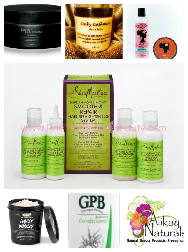trending natural hair products for 2014