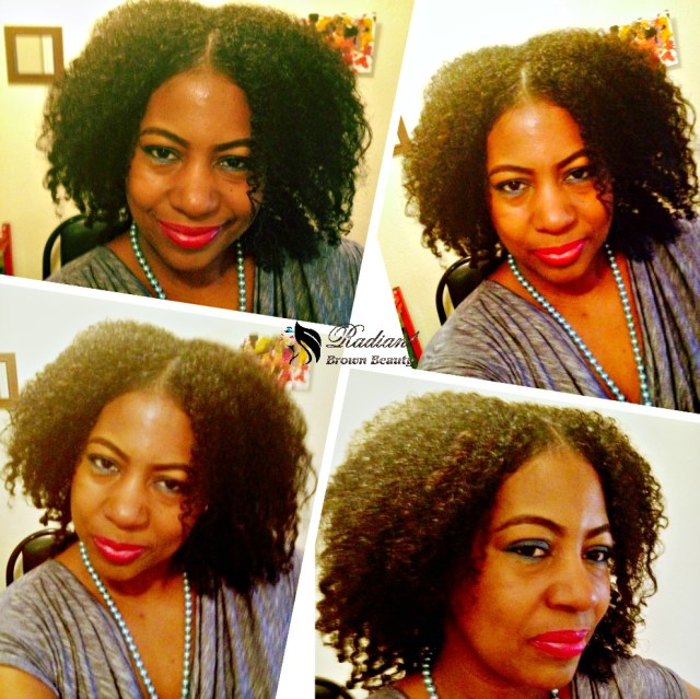 faux wash and go