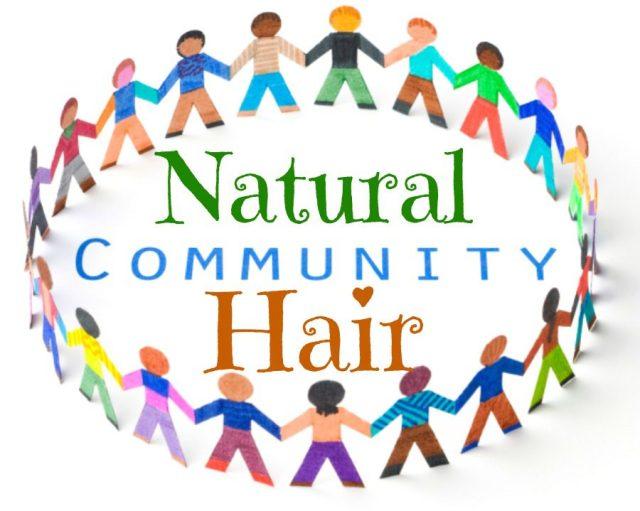 natural hair community
