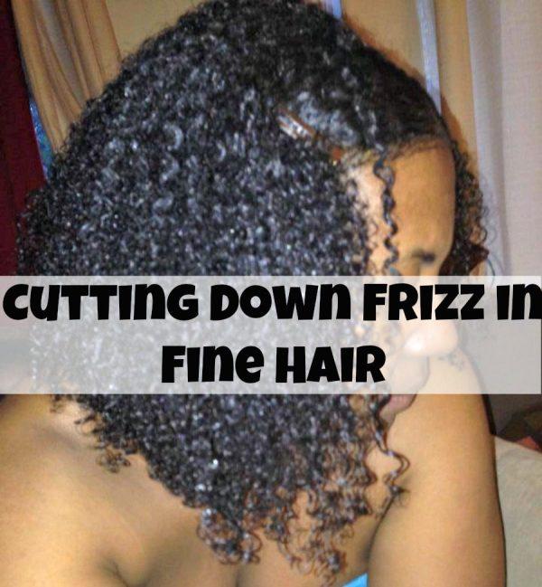 frizz free curls
